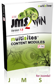 Multisites Content Modules Version 1.0.1