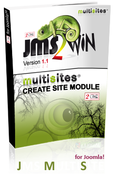 Multisites Create Site Module Version 1.1
