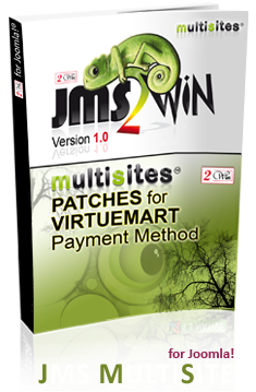 Patches for VirtueMart 1.1 Payment method V1.0.0